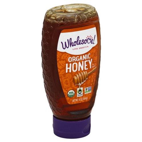 Wholesome Squeeze Honey