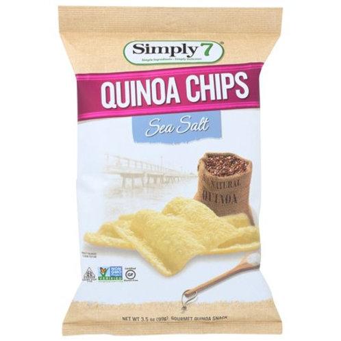 S7 Sea Salt Quinoa Chip