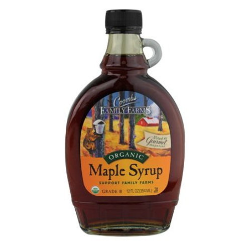Coombs Maple Syrup Gr B