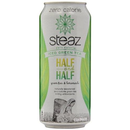 Steaz Half Zero Iced Tea