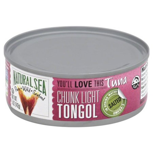 NatSea Chunk Light Tongol Tuna