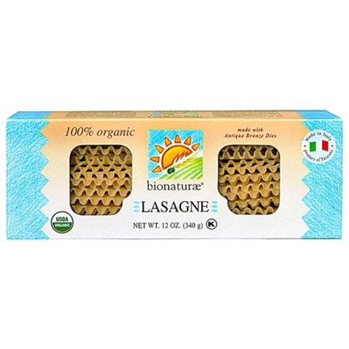 BioNtr Pasta Lasagna