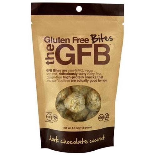 GFB Bites Dark Choc Coconut