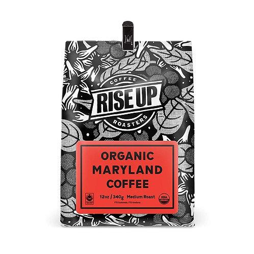 RiseUp Maryland Roast Coffee