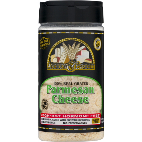 A&E Cheese Grated Parmesan