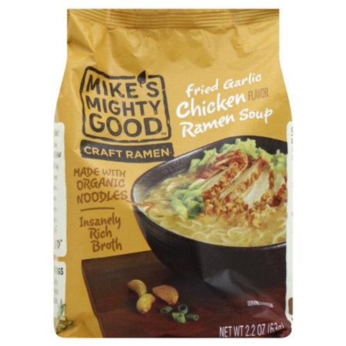 Mikes Mighty Chicken Ramen