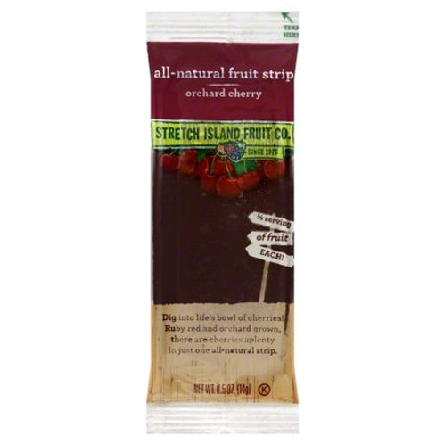 Stretch Cherry Fruit Leather