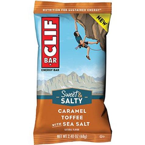 Cliff Caramel Toffee Bar
