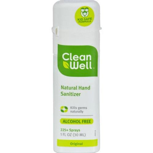 ClnWell AllNaturalHandSanitizr