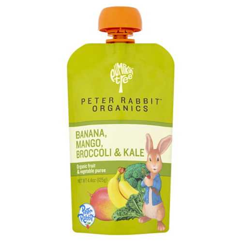 Peter Rbbt Kale Broccoli Mango