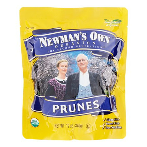 Newmans Pitted Prunes