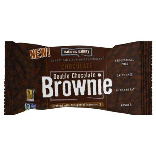 NatBkry DblChoc Choc Brownie