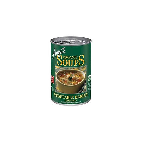Amys Soup LF Veg Barley