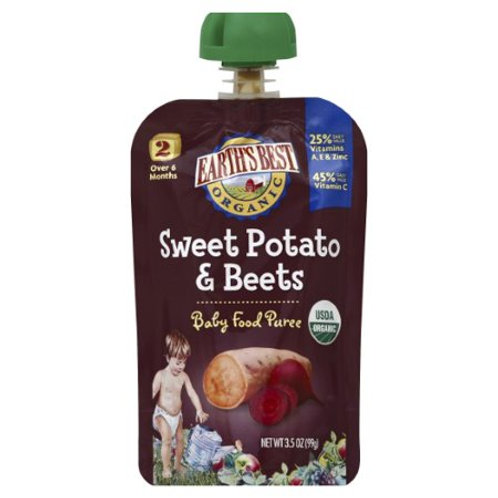 EarthsB Sweet Potato Beet
