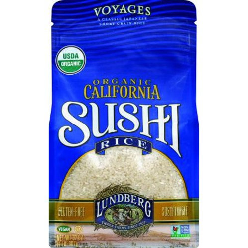 Lundberg California Sushi Rice