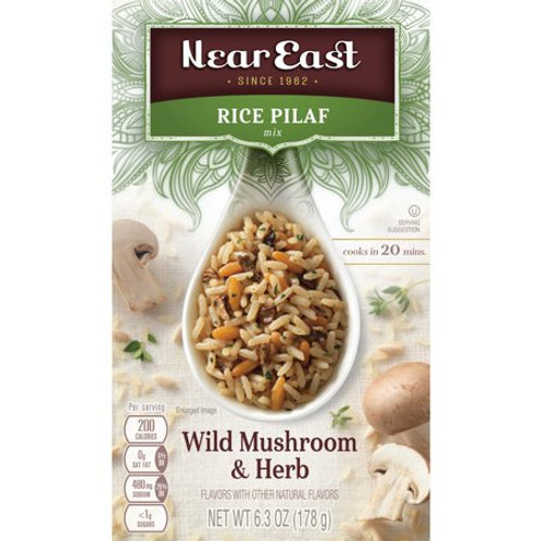 NearEast Mushroom Pilaf