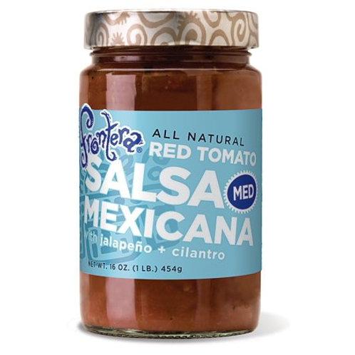 Frontera Mexicana Med Salsa