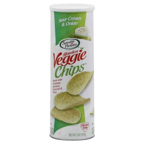 Sensible Sour Crm Veggie Chip