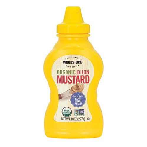 Wdstck Dijon Mustard