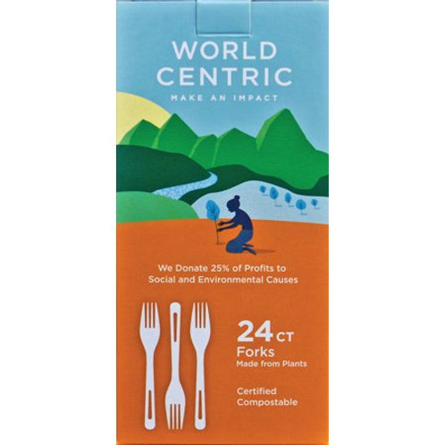 WorldCen Cornstarch Fork