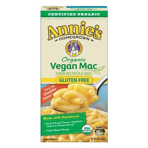 Annies Elbows Cream Sauce Vegan
