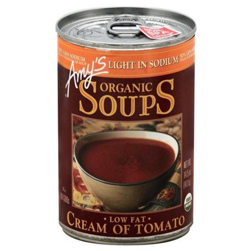 Amys Soup Creamy Tomato LS