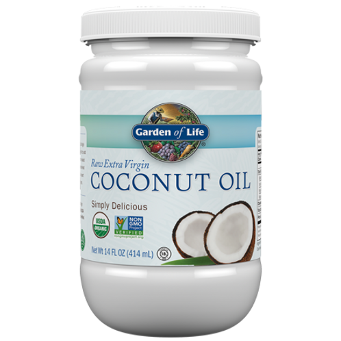 GOL Raw EV Coconut Oil