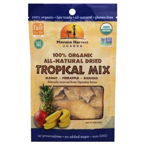 Mavuno Dried Tropical Mix