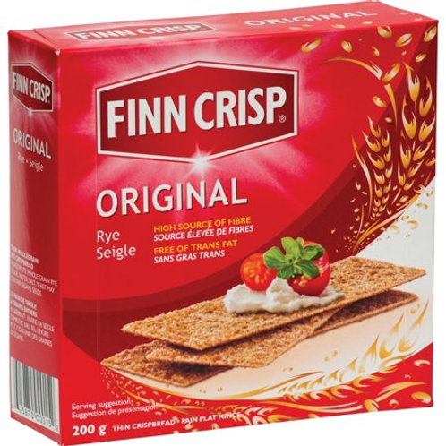 Finn Crisp Thin Rye Cracker