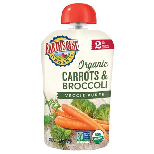 EarthsB Carrot Broccoli