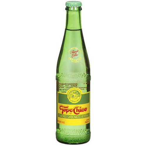 TopoChico Water Mineral Lime