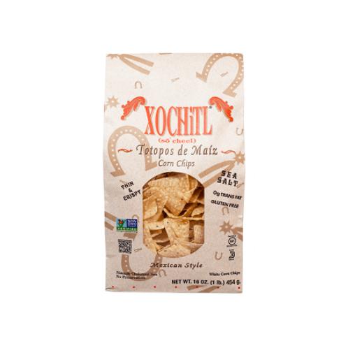 Xochitl Salted Tort Chip