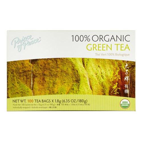 PofP Green Tea