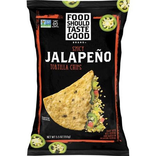 FSTG Jalapeno Tortilla Chip