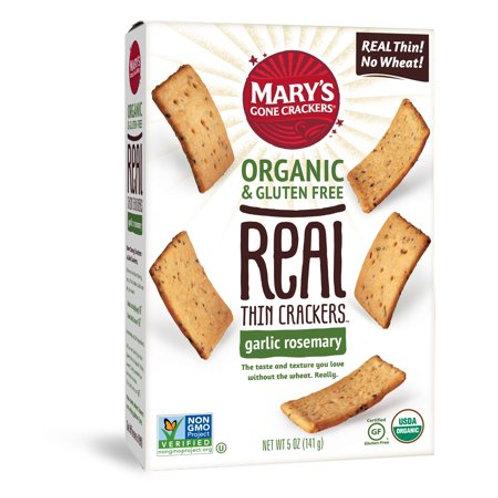 Mary's GF Thin Garlic Rosemary