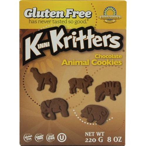 Kinnik Choc Animal Cookies