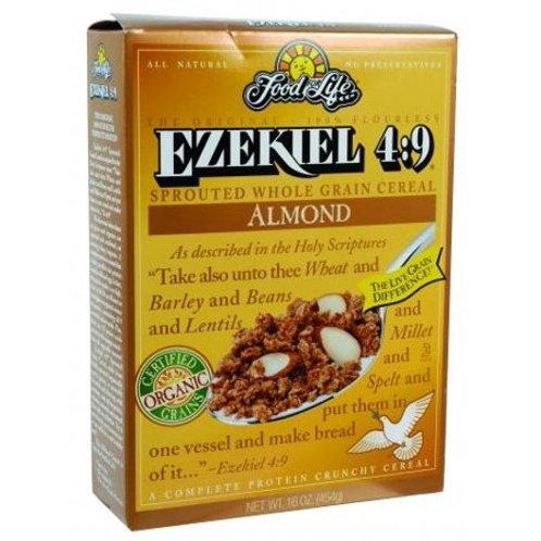 FFL Ezekiel 4:9 Cereal Almond