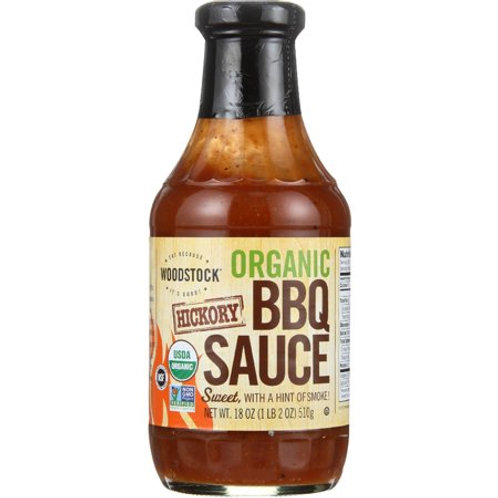 Wdstck Hickory BBQ Sauce