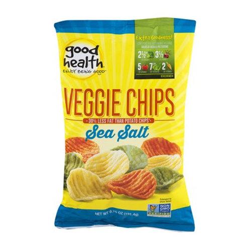 GdHlth Sea Salt Veg Chip