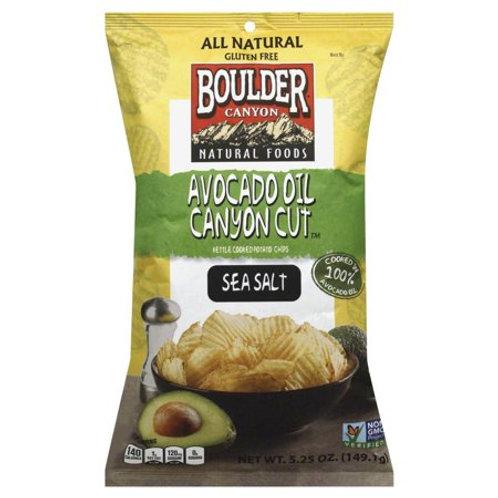 Boulder Chip Avo Oil Sea Salt