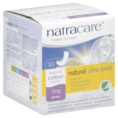 Natracare Pads Ultra Long Wings