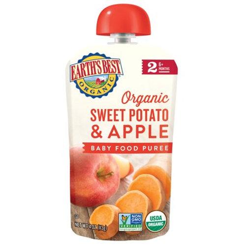 EarthsB Sweet Potato Apple