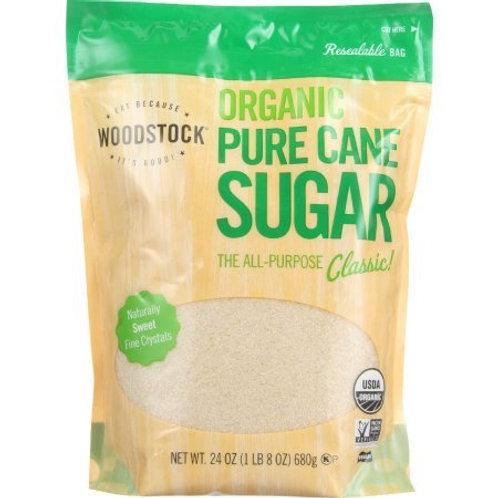 Wdstck Pure Cane Sugar
