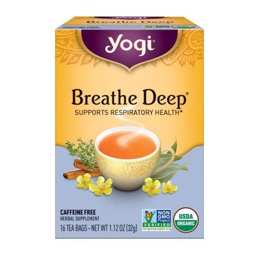 Yogi Breathe Deep