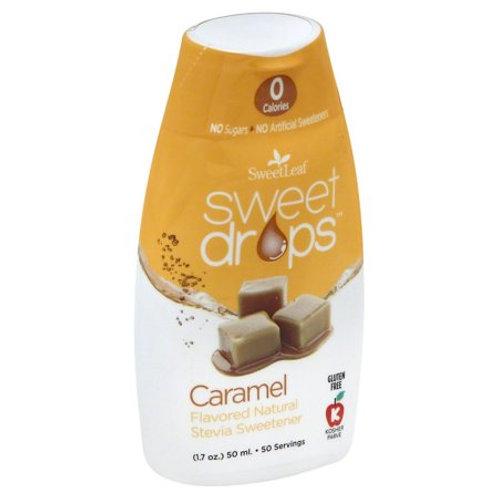 SweetLeaf Caramel