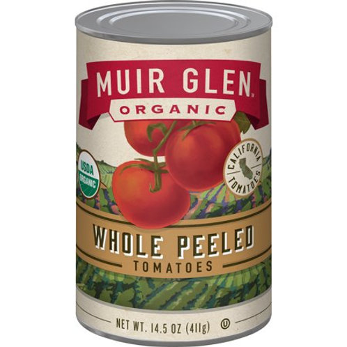 Muir Whole Peeled Tomato