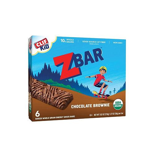 Clif ZBar Choc Brownies
