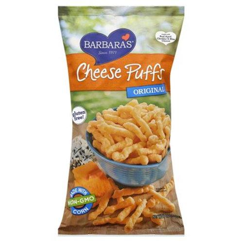 Barbara Cheese Puffs Orig