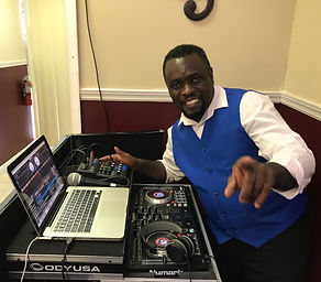DJ funtasy at a birthday party in margate florida