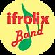 ifrolix reggae band logo